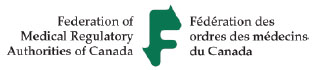 Federation of Medical Regulatory Authorities of Canada Logo