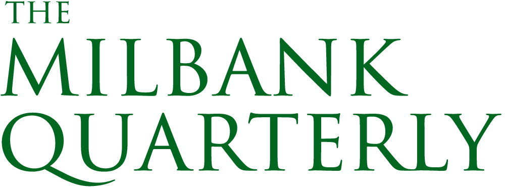 The Milbank Quarterly