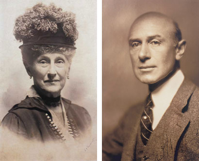 Elizabeth Milbank Anderson and Albert G. Milbank of the Milbank Memorial Fund