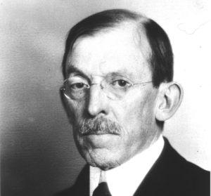 Hermann M. Biggs circa 1921