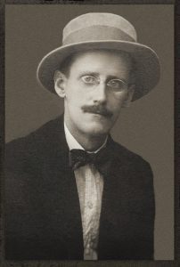 James Joyce, circa 1915