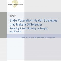 State Population Health Strategies that Make a Difference